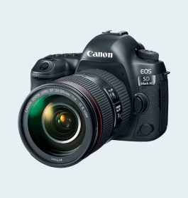 Stunning Canon EOS 5D Mark IV DSLR Camera