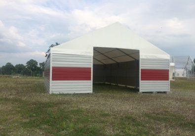 Hala namiotowa 10x15x3 m
