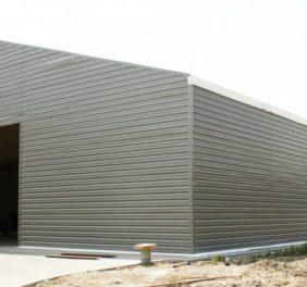 Hala namiotowa 20 x 50 m, ściana 5m