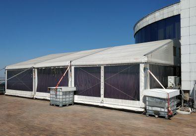 Namiot imprezowy 10x14m z podłogą