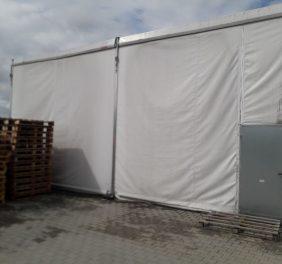 Hala Namiotowa 20x25x4,5m – United Packing