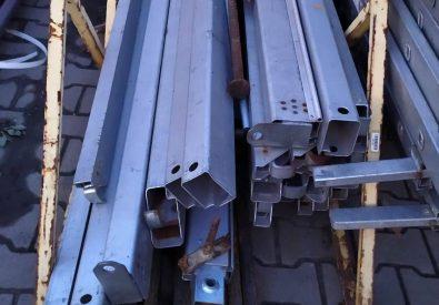 Elementy hali namiotowej EMZET 10m szerokości