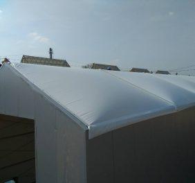 Naprawa hal termicznych