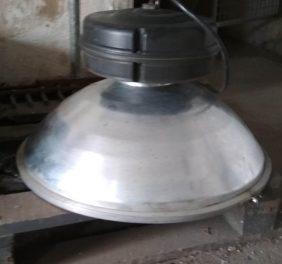 Lampy przemysłowe do hali 20x40m
