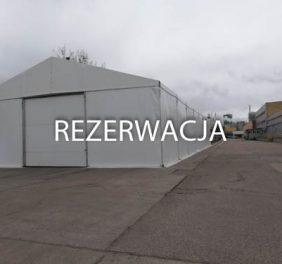 Hala Magazynowa 15x40x5 Sprzedaż/Wynajem