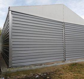 Hala magazynowa 10x30x4m – Leszno