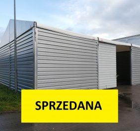 Hala magazynowa 10x15x4m – Słupsk