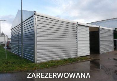 Hala magazynowa 10x15x4m bolesławice